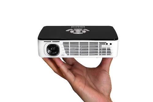 AAXA P300 Pico video - Proyector: Excelente contraste y nitidez de imágenes