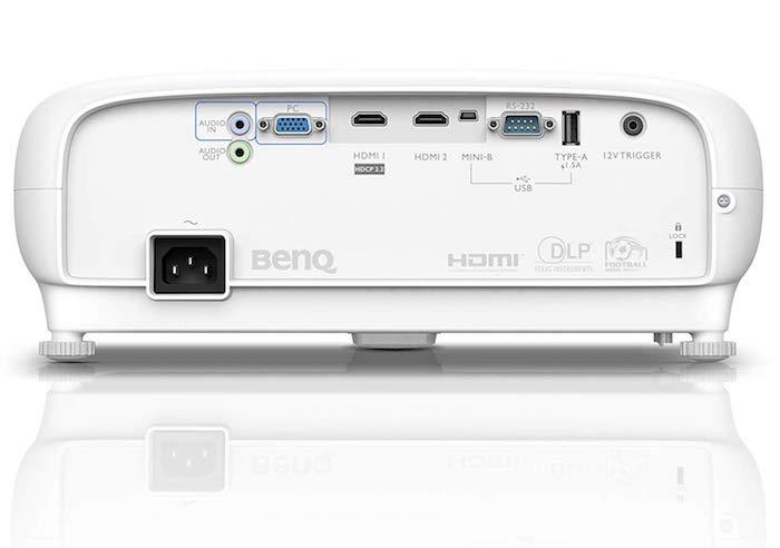 BenQ TK800 - Proyector DLP 3840 x 2160 Pixels mejores proyectores baratos
