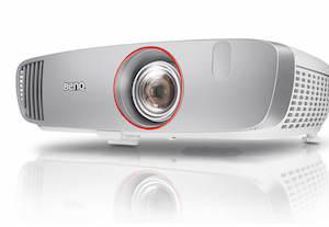 Benq Proyector de cine en casa para jugar con factor de proyección bajo | W1210ST
