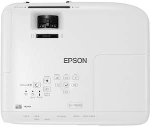 Epson proyector portatil full hd