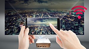 Multiconectividad, de tu dispositivo a tu proyector lg