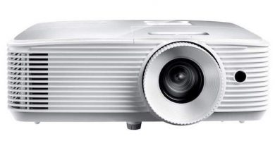 Optoma HD27e proyector full hd 3d