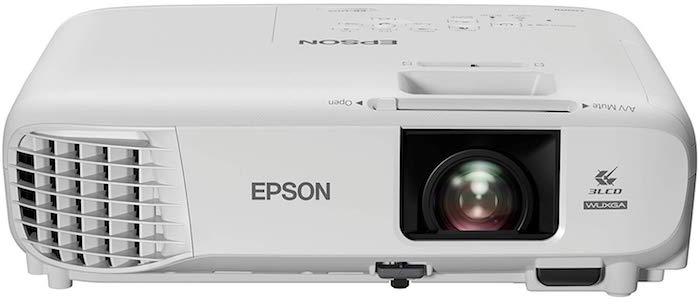 Proyector Epson EB-U05 3400 Lúmenes 3LCD WUXGA | Gran Elección