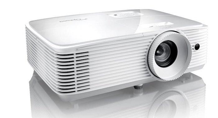comprar proyector 3d Optoma HD27e