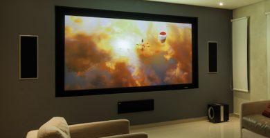 pantalla proyector guia de compra caracteristicas y tipos