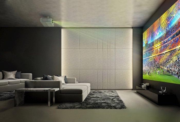 proyector de techo