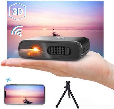 Artlii Mana, Mini Proyector Portátil WiFi 3D
